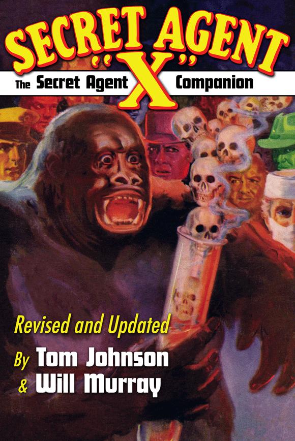 """The Secret Agent """"X"""" Companion"""
