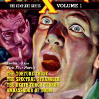 Secret Agent X: The Complete Series, Volume 1