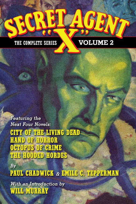 Secret Agent X - The Complete Series Volume 2