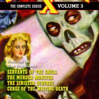 Secret Agent X: The Complete Series Volume 3