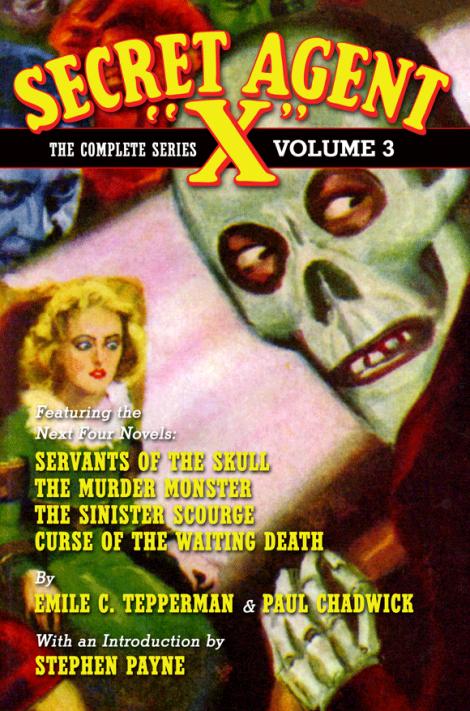Secret Agent X - The Complete Series Volume 3