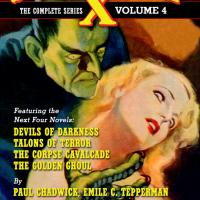 Secret Agent X: The Complete Series, Volume 4