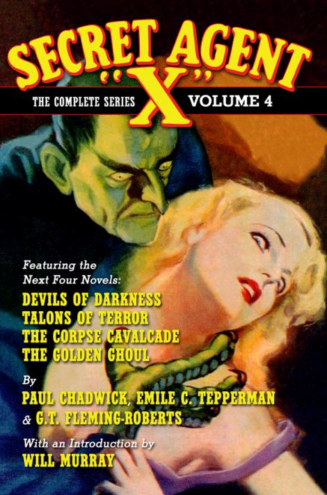 Secret Agent X - The Complete Series Volume 4