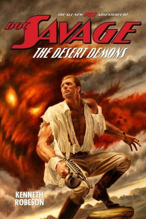 Doc Savage: The Desert Demons