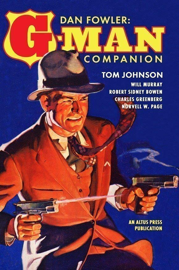 Dan Fowler: G-Man Companion