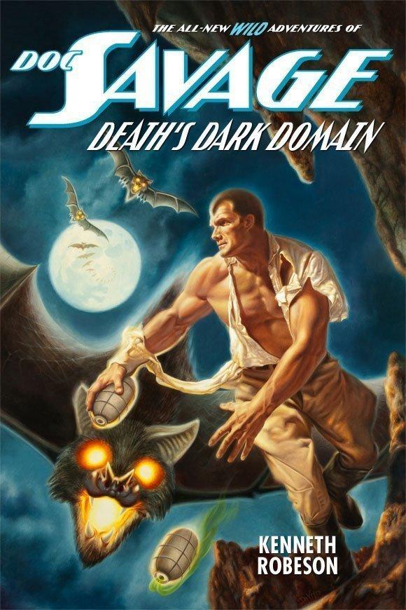 Doc Savage: Death's Dark Domain