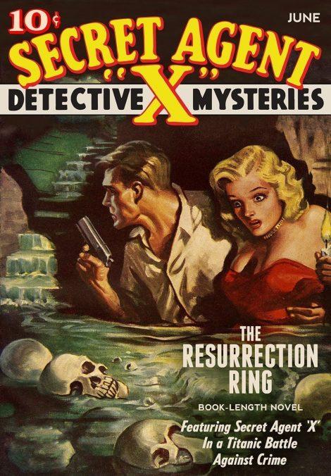 "Secret Agent ""X"": The Resurrection Ring"