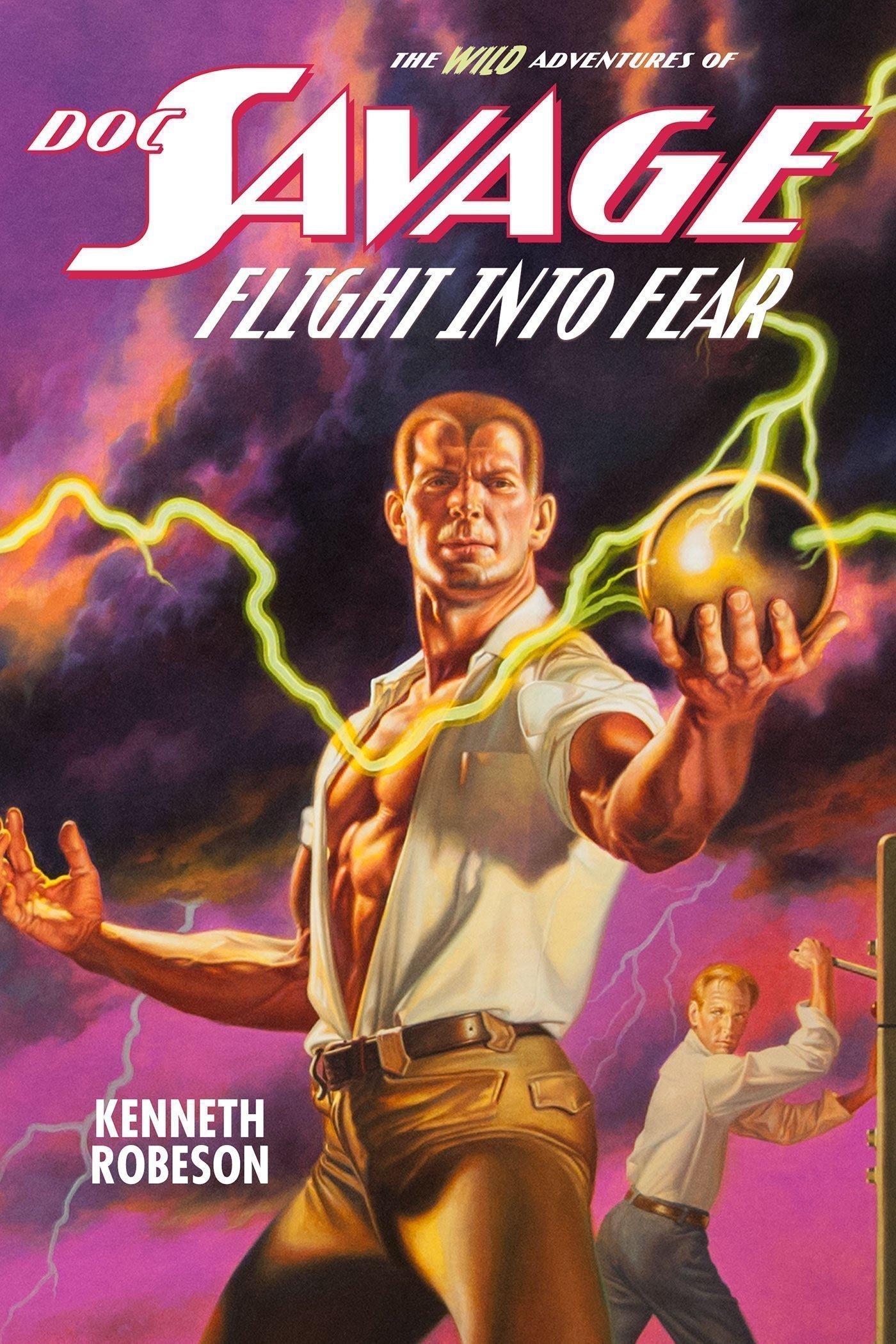 Doc Savage: Flight Into Fear