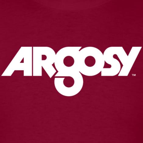 Argosy 1970s Logo T-Shirt