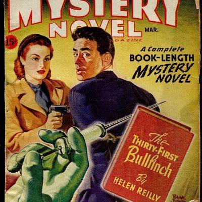 Thrilling Mystery Novel Magazine (March 1946)