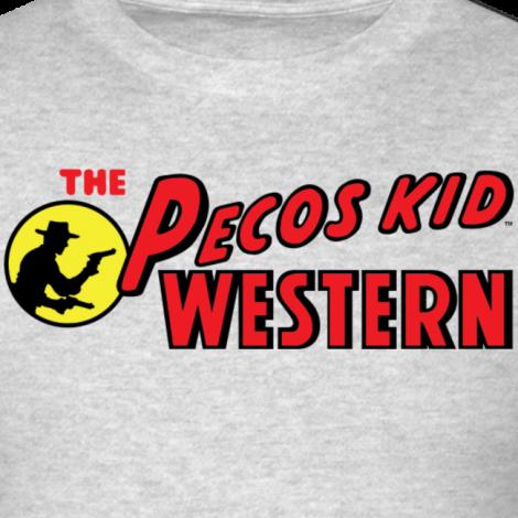 Pecos Kid Western T-Shirt