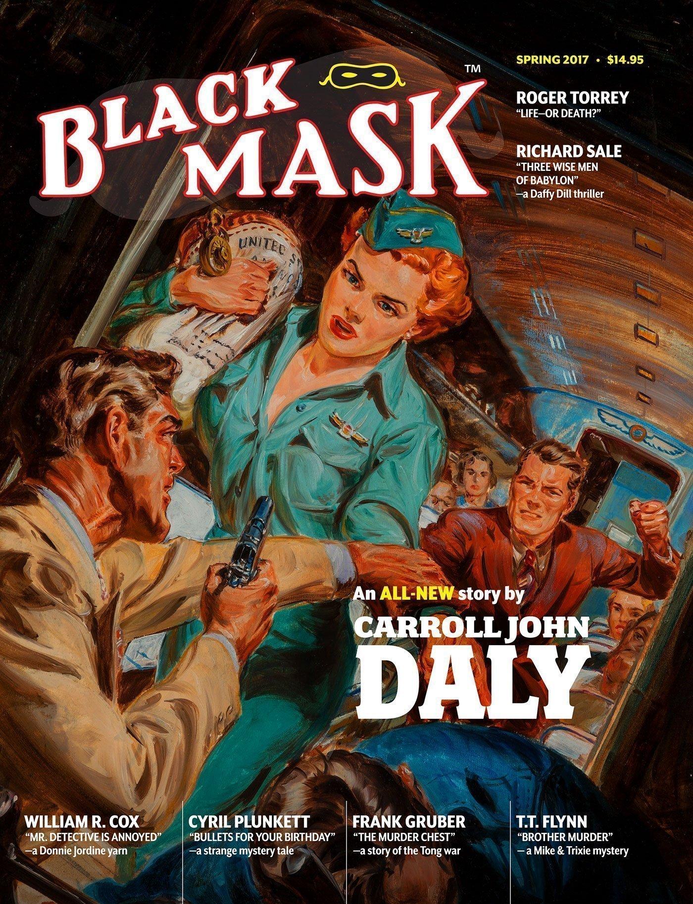 Black Mask (Spring 2017)