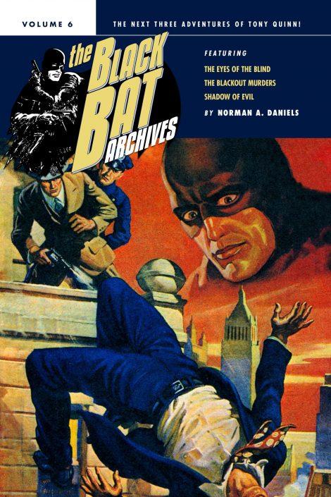 The Black Bat Archives, Volume 6