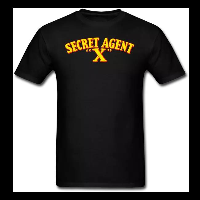 Secret Agent X T-Shirt