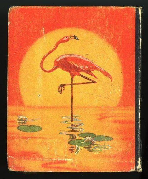 The Tarzan Twins (1935 Whitman Big Little Book #770) back