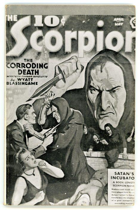 The Scorpion (Pulp Classics #12)