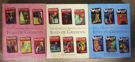 The Compleat Adventures of Jules de Grandin by Seabury Quinn