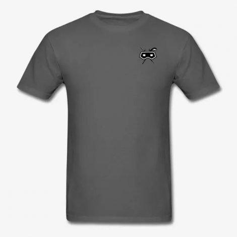 Black Mask 1920s Logo T-Shirt (Style B)