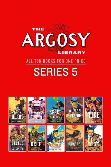 The Argosy Library: Series 5 (Ten Book Set)