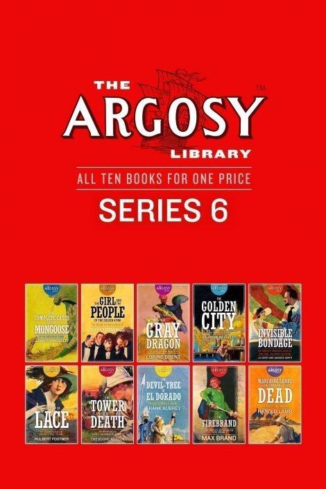 The Argosy Library: Series 6 (Ten Book Set)