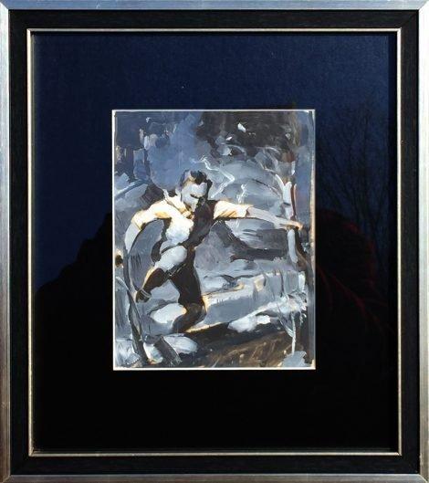 Jerome Rozen Boys' Life Artwork
