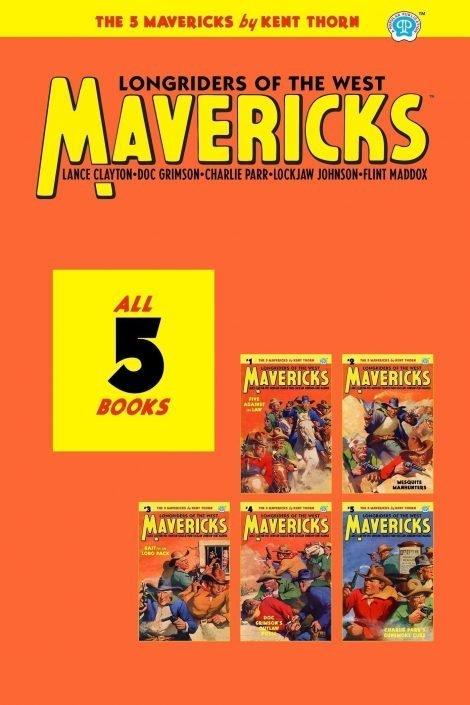 Mavericks #1-5 (Five Book Set)