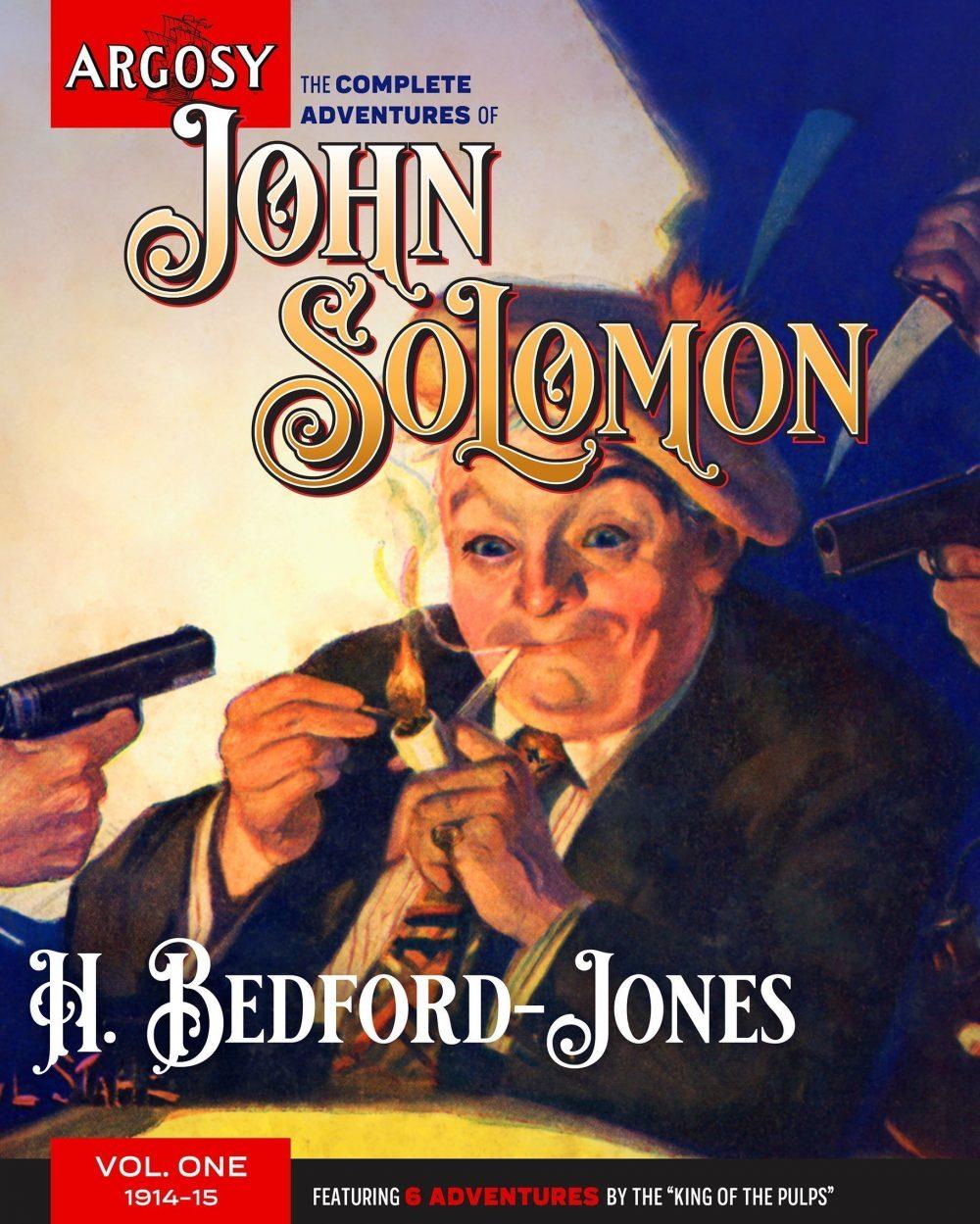 The Complete Adventures of John Solomon, Volume 1: 1914-15