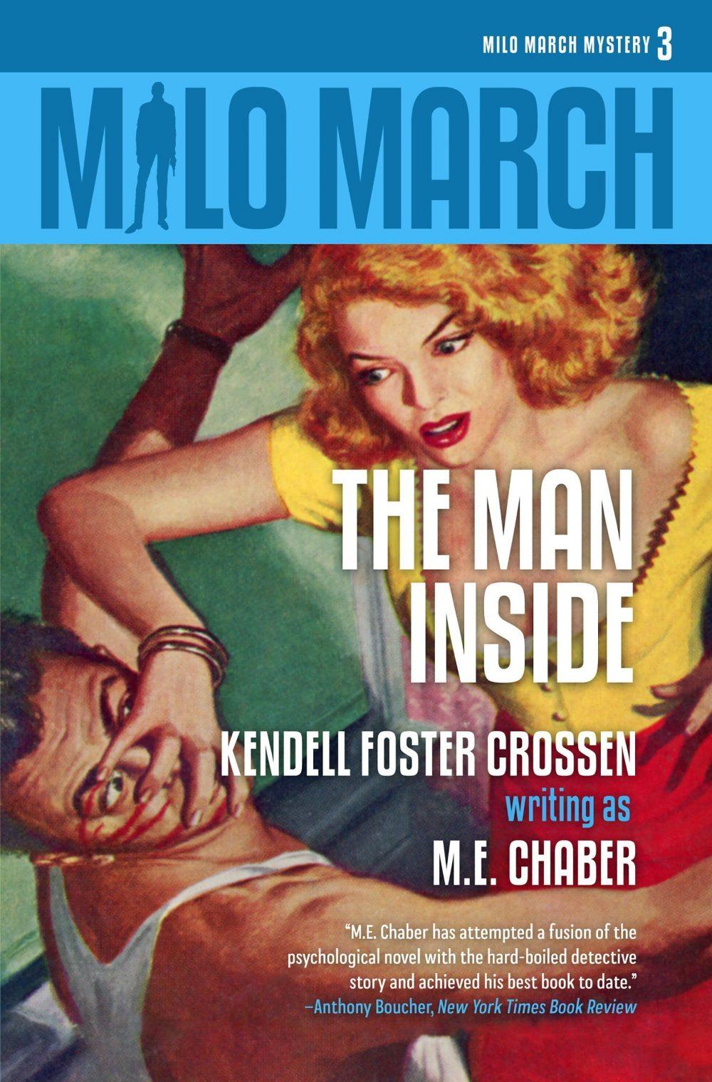 Milo March #3: The Man Inside