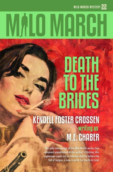 Milo March #22: Death to the Brides
