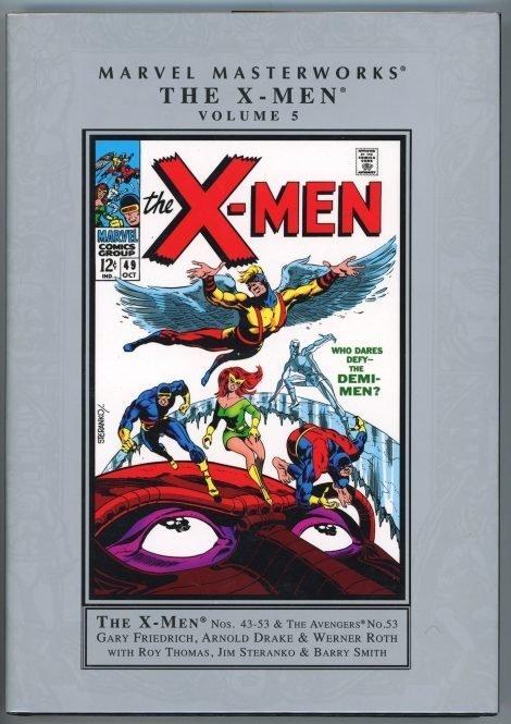 Marvel Masterworks: X-Men Volume 5