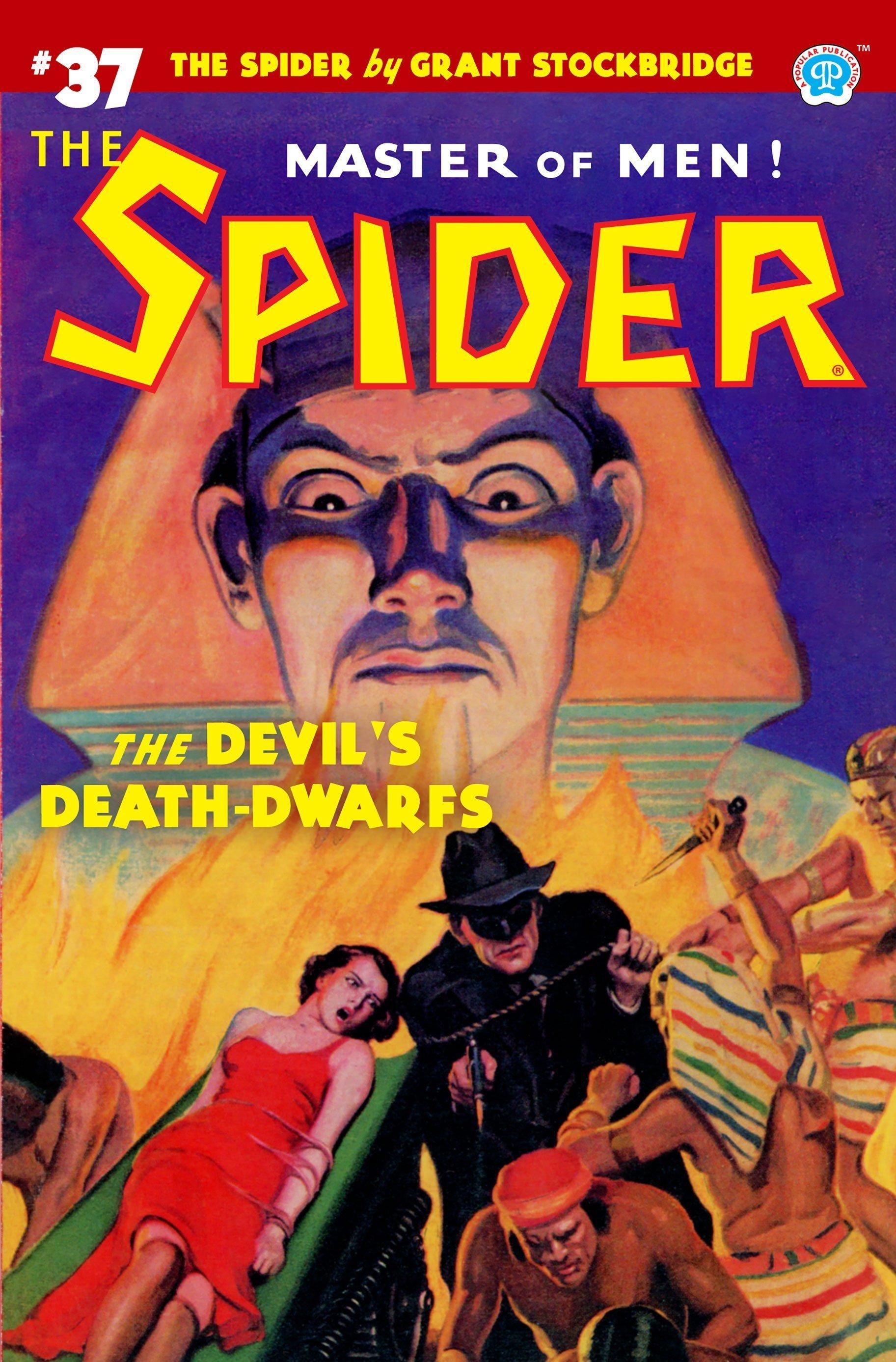 The Spider #37: The Devil's Death-Dwarfs