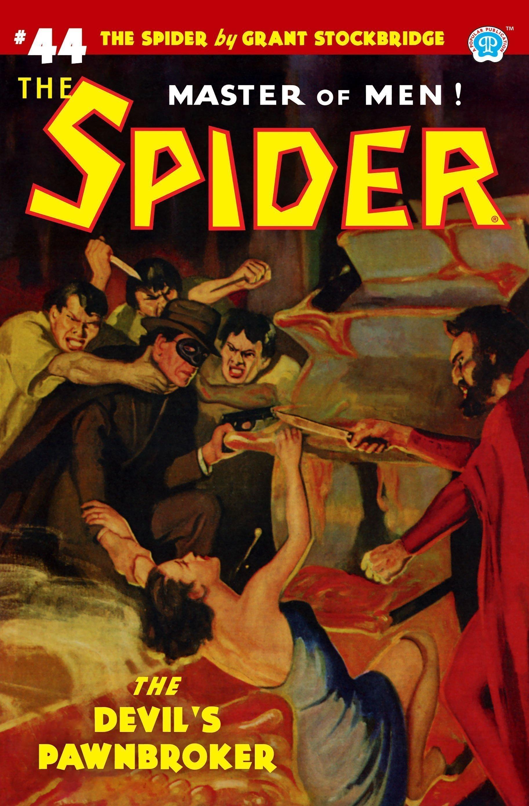 The Spider #44: The Devil's Pawnbroker