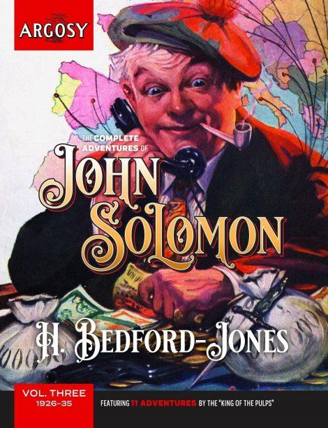 The Complete Adventures of John Solomon (3 Volume Deluxe Edition)