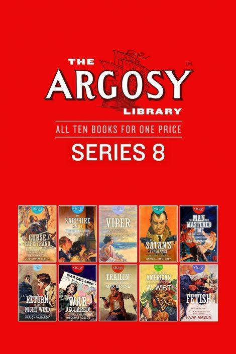 The Argosy Library: Series 8 (Ten Book Set)