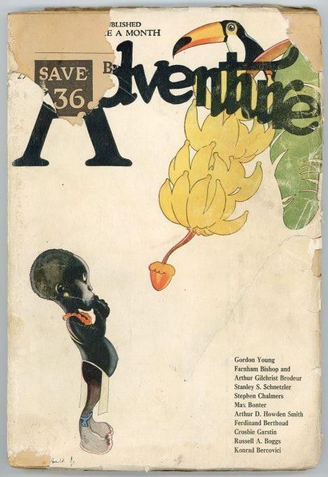 Adventure Magazine (August 18 1921)