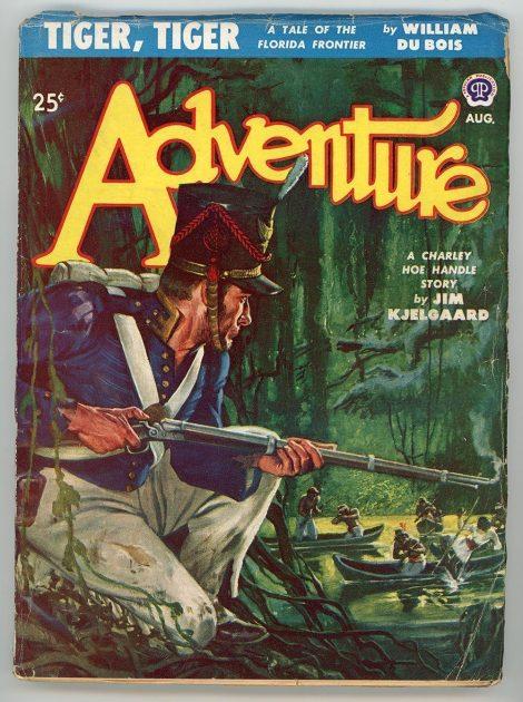 Adventure Magazine (August 1948)