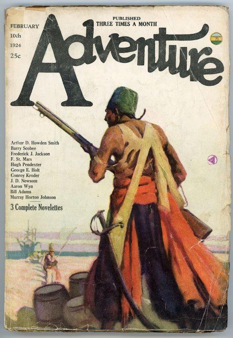 Adventure Magazine (February 10 1924)