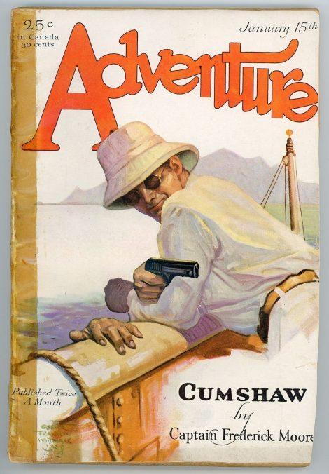Adventure Magazine (January 15 1929)