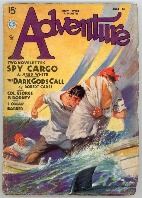 Adventure Magazine (July 1 1935)
