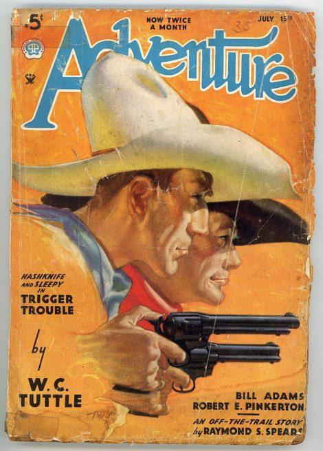 Adventure Magazine (July 15 1935)