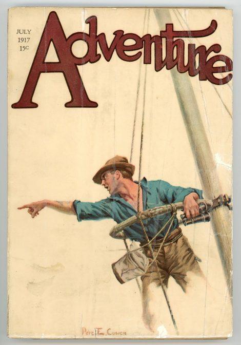 Adventure Magazine (July 1917)
