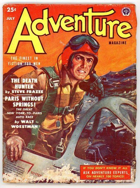 Adventure Magazine (July 1952)