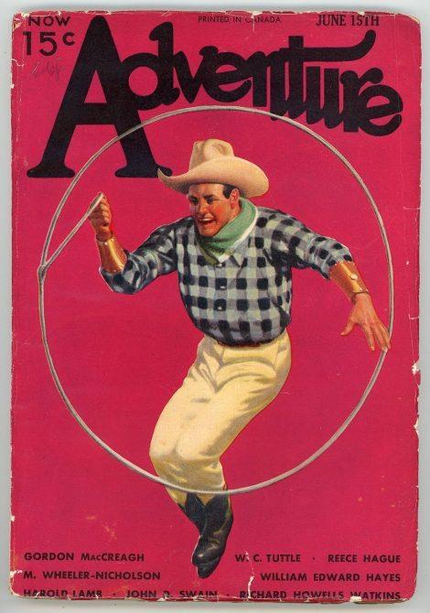 Adventure Magazine (June 15 1933)