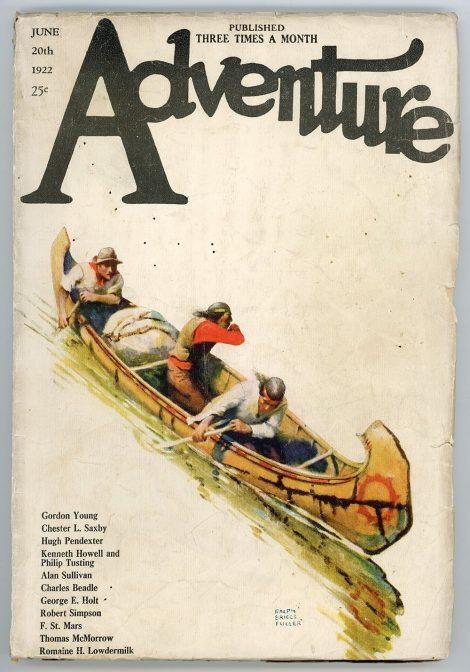 Adventure Magazine (June 20 1922)