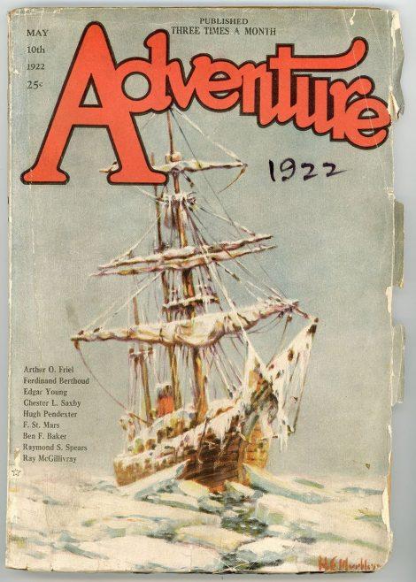 Adventure Magazine (May 10 1922)