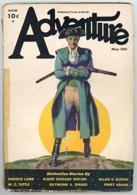 Adventure Magazine (May 15 1933)