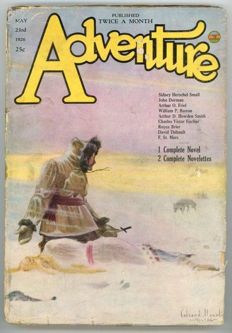Adventure Magazine (May 23 1926)