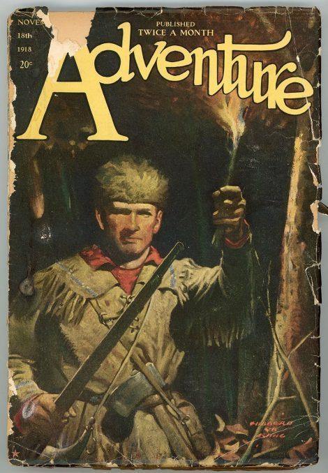 Adventure Magazine (November 18 1918)