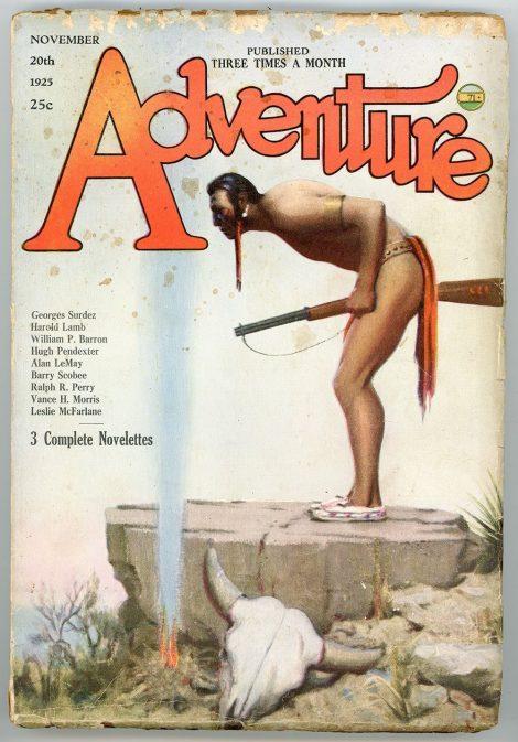 Adventure Magazine (November 20 1925)