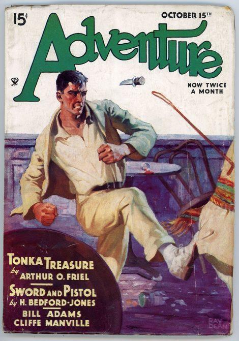 Adventure Magazine (October 15 1934)